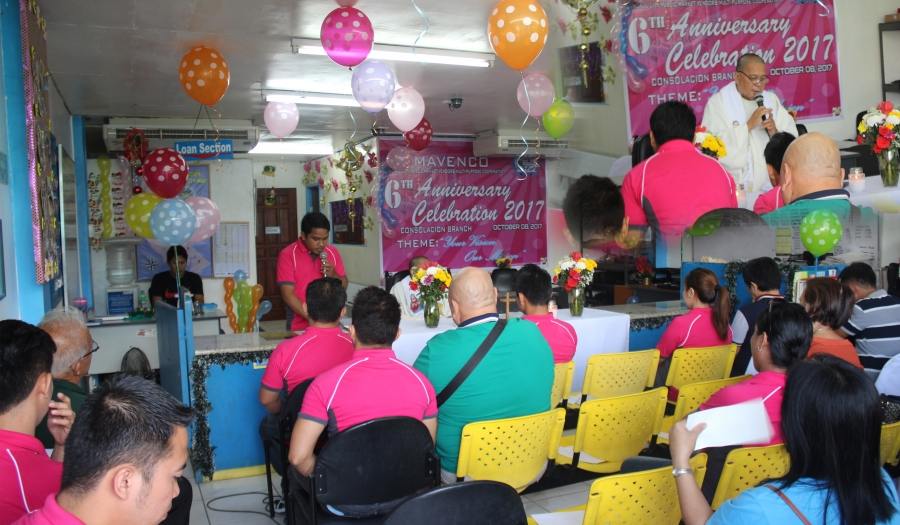 Mavenco Consolacion Branch 6th Anniversary Celebration