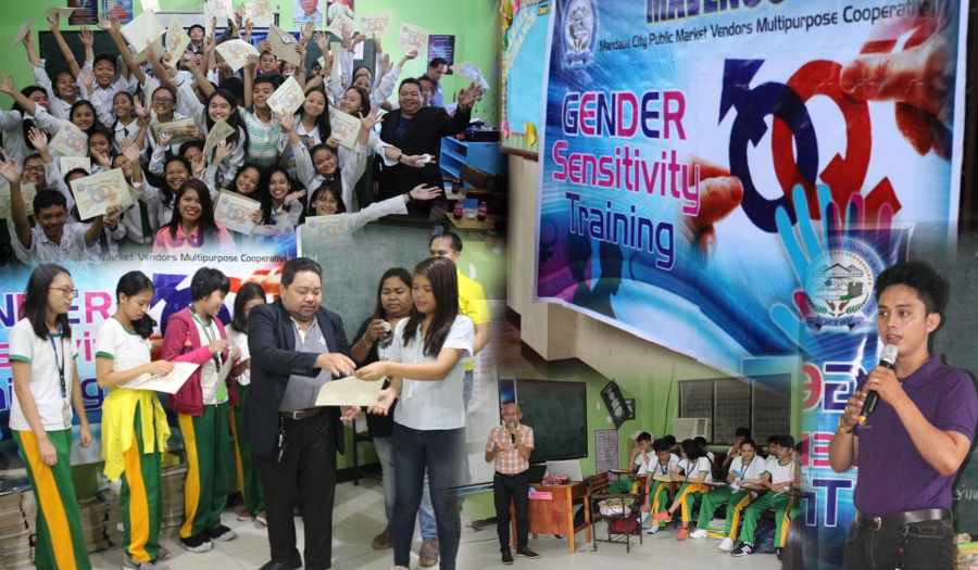 Gender Sensitivity Training for Teens @ Mandaue City Science High School