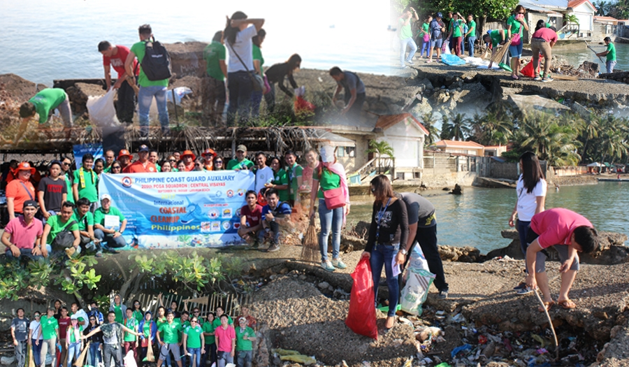 Mavenco Joined International Coastal Clean - Up Drive 2017